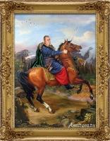kazak na kone